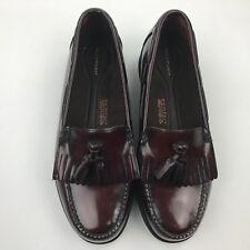 Rockport Men Comfort OMX Burgundy Tassel Loafer sz 10 US