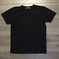 Basic T-Shirt von H&M @ Gr. 146/152 @ schwarz @100% Baumwolle@w. NEU