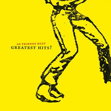 """As Friends Rust - Greatest Hits? 12"""" CULTURE MORNING AGAIN"""