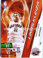 NBA Adrenalyn XL 2011 - Linas Kleiza #199 - Toronto
