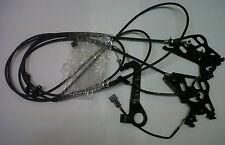 SAAB 900 9-3 93 Tonneau Lock Covers LH & RH 1994 - 2003 5184650 CV Convertible