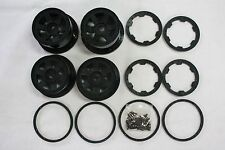US Wheel Kit With Beadlock Rim For HPI Rovan KingMotor Baja 5B SS