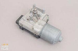 04-06 Volkswagen Phaeton VW Front Left Windshield Wiper Motor 3D1955119 OEM