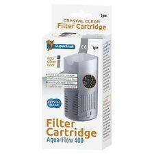 Superfish Aqua Flow 400 Crystal Clear Filter Cartridge Carbon & Zeolite
