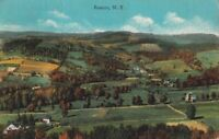 Postcard Roscoe New York 1936