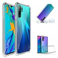 Case for Huawei P30 P30 Pro P30 Lite Ultra Slim Shockproof Silicone Clear Cover