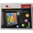 "PIXSTAR FotoConnect XD 10.4"" 800x600 Wifi Digital Picture Frame 4GB"