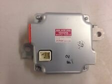 Yaris 2013 To 2016 Hybrid Battery Voltage Sensor Ecu