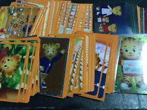 50x Daniel Tiger Stickers PANINI Reward Praise Party Bag Filler
