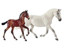 Breyer Horses Traditional Size Fantasia Del C and Gozosa Mare & Foal Set #1777