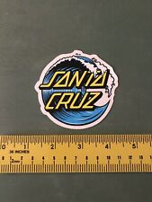 santa cruz Wave Sticker/decal Surfing