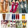 Baby Toddler Girl's Boy's Soft Leggings Warmer Leg Warmers Knee Long Socks CA IL