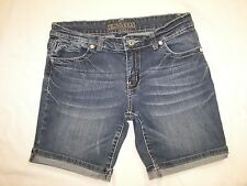 SMO  Sand Mountain Outfitters Stretch Denim Shorts - Jrs. 11