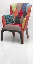 Sessel mit patchwork muster g nstig kaufen ebay for Sessel orientalischer stil