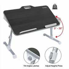 Kavalan Portable Laptop stand Table Foldable Handle Angle Adjustable Stand