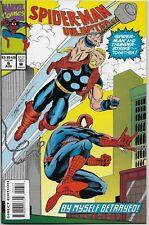 Spiderman Unlimited #6 - VF/NM - Thunderstrike
