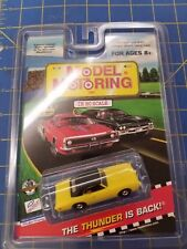 Model Motoring Yellow GTO RTR HO Car Mid America