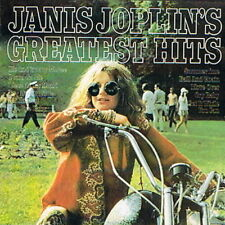 Janis Joplin Greatest Hits (Move Over, Me And Bobby McGee) CBS 32190 CD