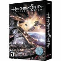 Hegemonia: Legions of Iron (Windows 98/2000/XP, 2002, PC) - Ships in 12 hours!!!