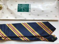 Cravatta ST. George - originale in confezione cartonata e bustina antipolvere