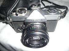 Camera  FUJICA ST605N + FUJINON  1:2.2 55mm lens + case .. Y11