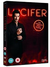 Lucifer: The Complete First Season, DVD DVD Lucifer: The Complete First Season (DVD 2016)