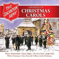 Salvation Army - A Festival Of Christmas Carols [CD]