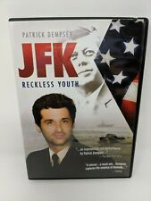 JFK: Reckless Youth (1993) Patrick Dempsey DVD