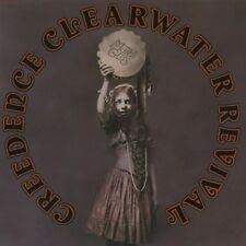 CREEDENCE CLEARWATER REVIVAL-MARDI GRAS-180 GRAM VINYL RE-ISSUE ON BACK TO BLACK