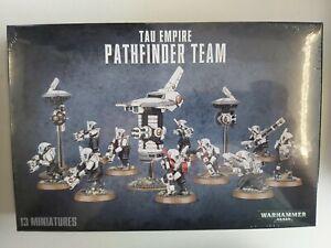 Tau Empire Pathfinder Team Warhammer 40k Games Workshop free uk postage