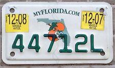 TARGA USA motocicletta FLORIDA targhe americane originali moto raduno harley