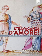 RAPHAEL PICHON-STRAVAGANZA D'AMORE!-THE...-IMPORT 2 CD+BOOK WITH JAPAN OBI V05
