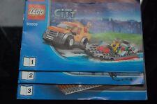 LEGO City 60009 - L'intervention de l'hélicoptère