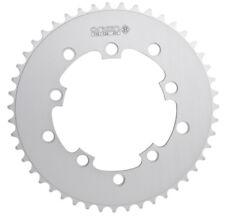 Origin-8 Fixed Gear/Singlespeed Chainring 10H 110/130 BCD Silver 3/32 // 47t