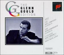 GLENN GOULD - BACH: The Well-Tempered Clavier, Book 2 (CD, 2 Discs, 1994 Sony)