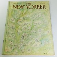 The New Yorker: June 25 1979 Full Magazine/Theme Cover Jean-Jacques Sempe
