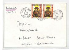 CA250 1977 Cameroon Superb *SANGMELIMA* CDS Airmail Cover MISSIONARY VEHICLES