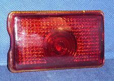 RF613 1942 - 1947 Oldsmobile Olds Tail Light Lens Glass
