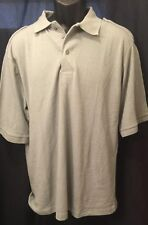 NORTH 15 MEN'S POLO COLLARED SHIRT NEW W TAGS SIZE M GRAY