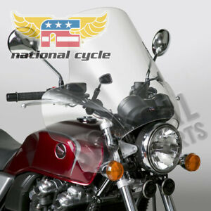 National Cycle 1987-1995 BMW K75 Plexistar 2 Windshield Fairing