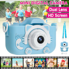 Mini HD 1080P 2.0Inch LCD Dual Digital Camera For Children Kids Birth Xmas  L