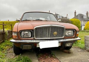 VANDEN PLAS 1500 – RARE CLASSIC FOR SPARES OR RE-COMMISSIONING *RELISTED*
