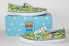 Vans X Toy Story Aliens Era True White Glow in the Dark Men's Size 11
