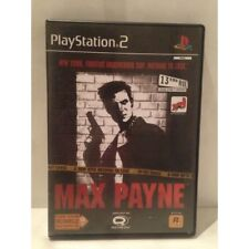 Max Payne Sony Playstation 2 PS2 Pal