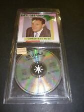 DEL SHANNON GREATEST HITS CANADA IMPORT CD SEALED IN ORIGINAL PACKAGE