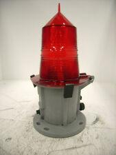 sale: TIDELAND MARINE NAVIGATIONAL BUOY LANTERN BEACON ML-155 RED   LENS