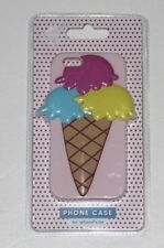 iPhone 6 6/6S  Ice Cream Cone Silicone Cell Phone Case twelveNYC New In Package