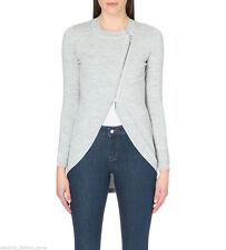 Karen Millen Zip Long Sleeve Women's Jumpers & Cardigans