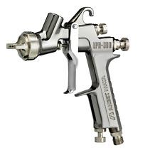 Iwata 3945 Lph300 Lv Series Hvlp Gravity Feed Spray Gun 14 Mm Nozzle