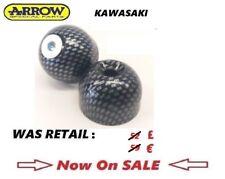 KAWASAKI Steering Bar Ends ARROW